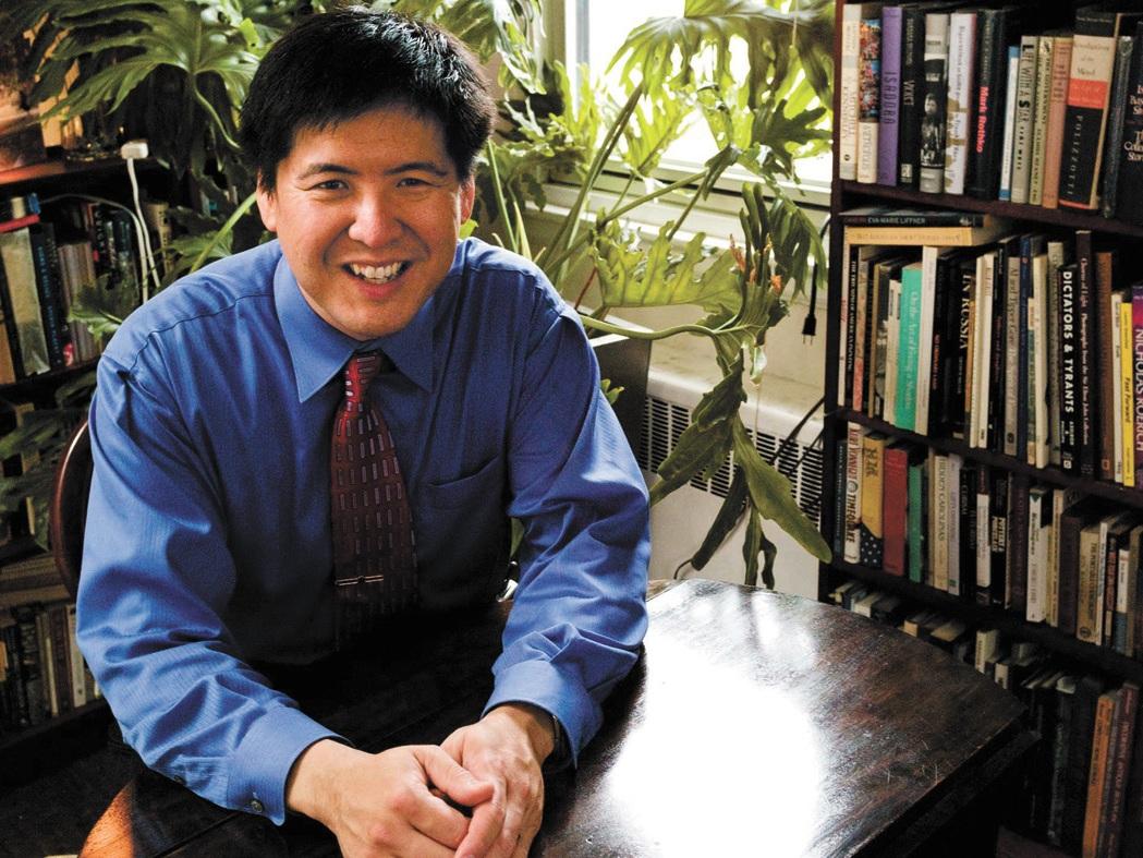 Professor Sam Wang (Princeton University)