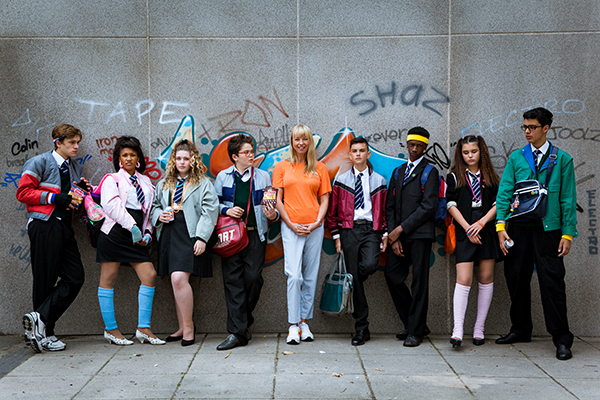Back In Time For School Ep6 - 1980s / Coventry / August 2018