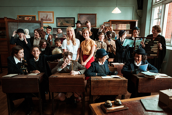 Back In Time For School Ep2 - 1910s / Coventry / July 2018