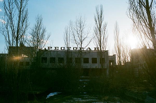 PECTOPAH / Chernobyl / April 2018