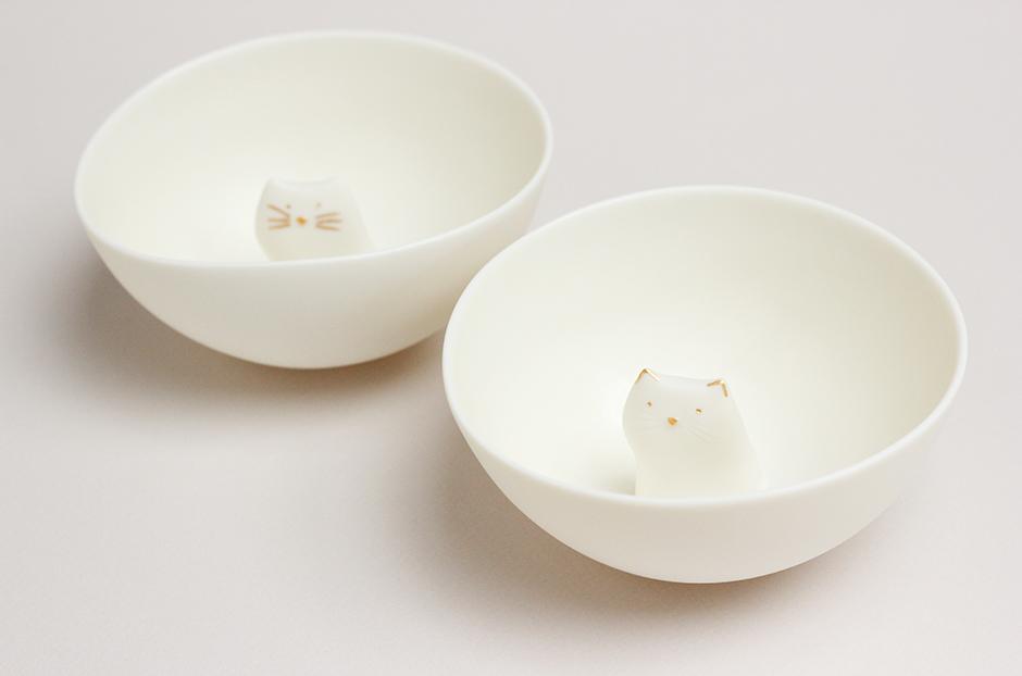 Deux porcelaines habitees chats - 940.jpg