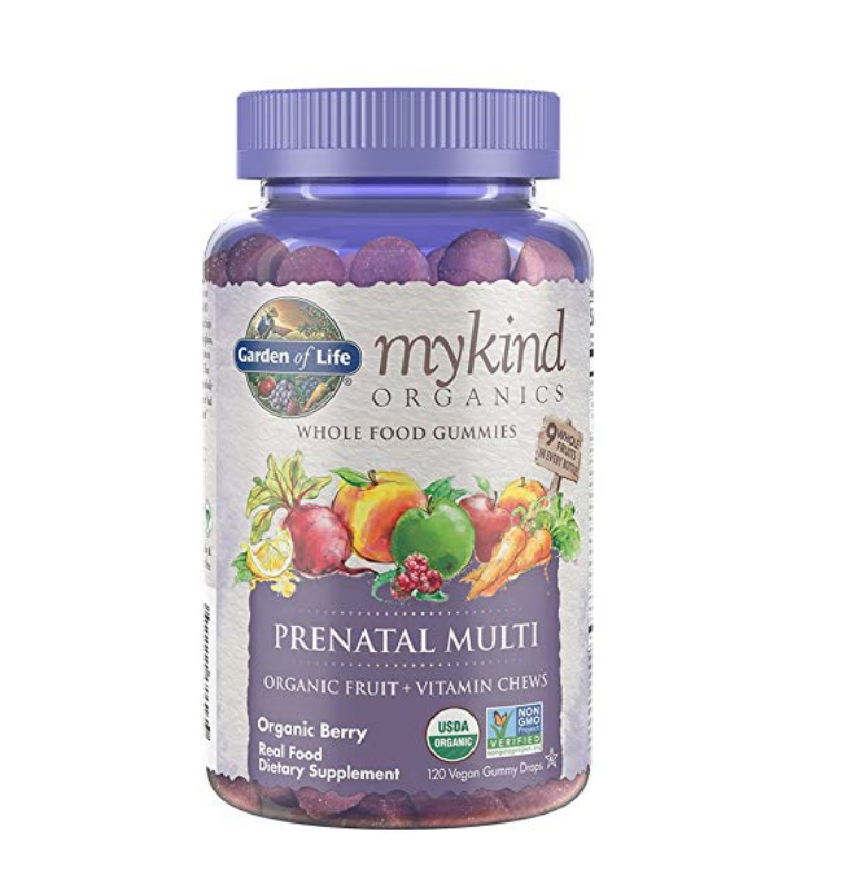 mykind Organics Prenatal Gummy (vegan)