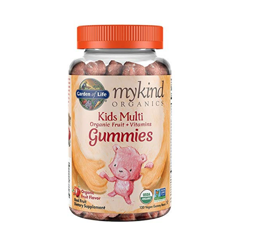 Kids Multivitamin (vegan)