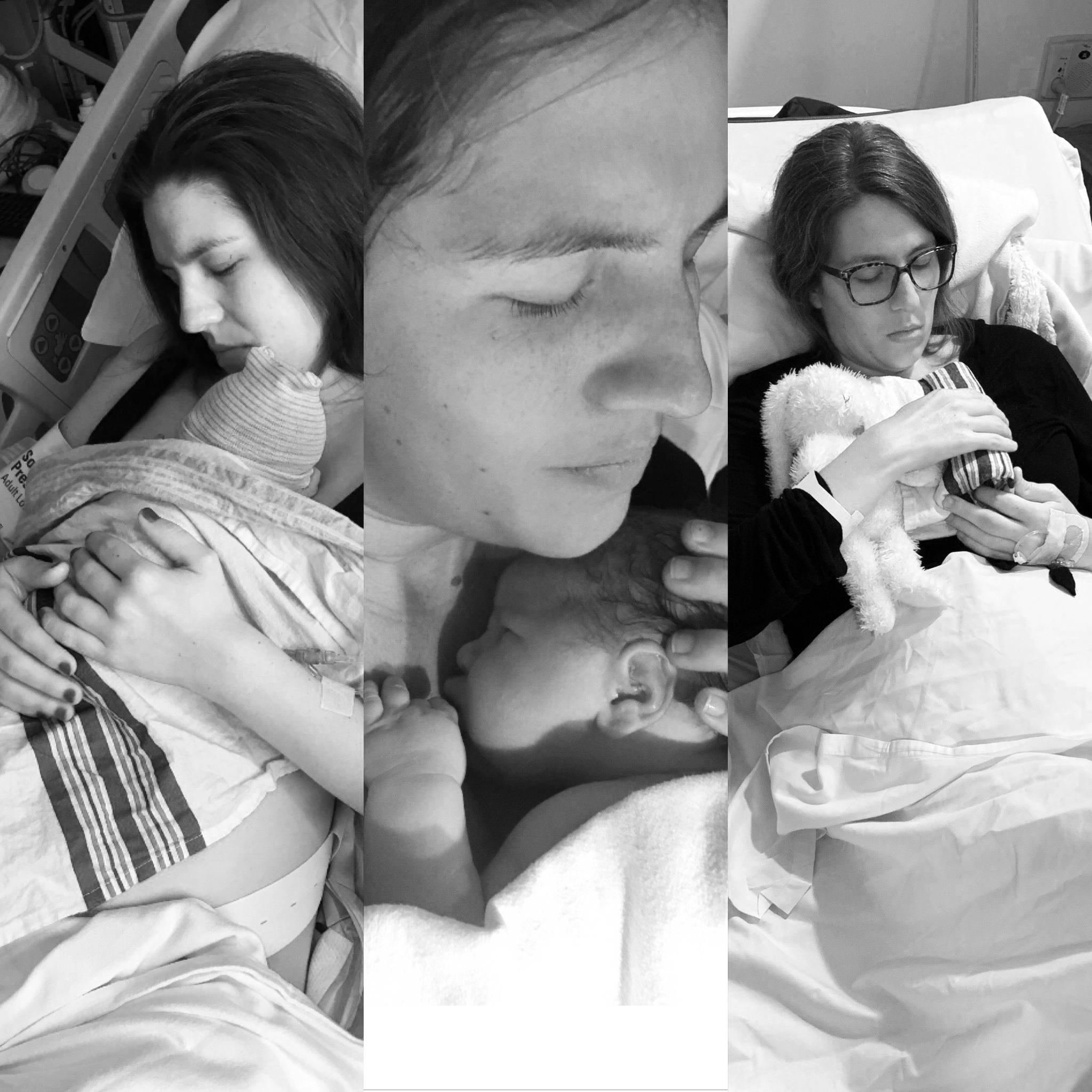 pregnancies with three babies / realistic plant based mama