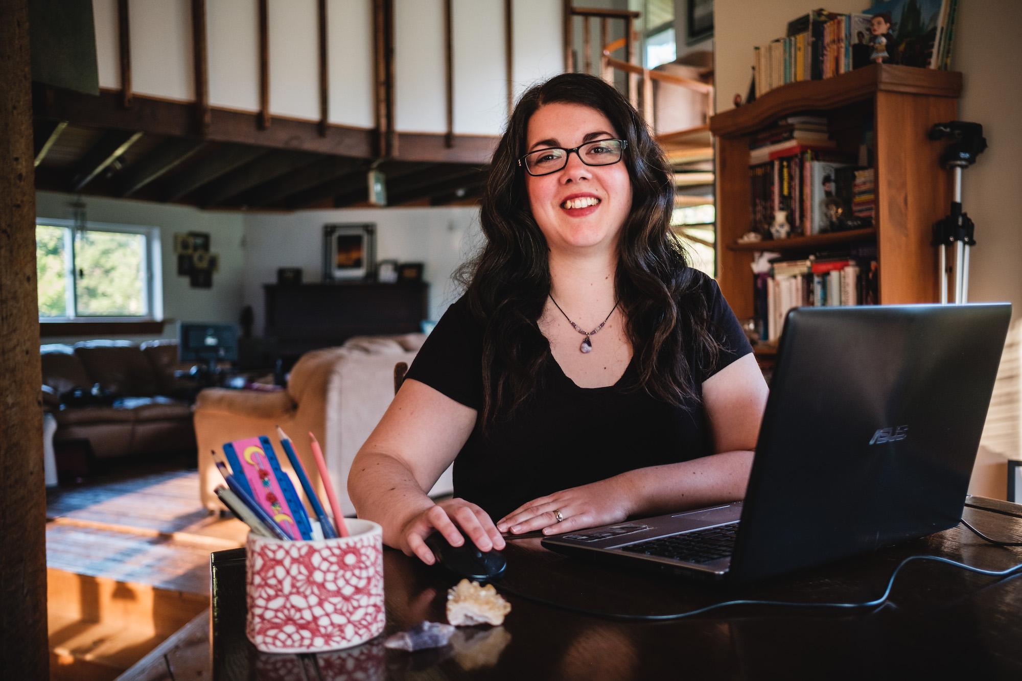 Emily Rankin, Intuitive Graphic Designer