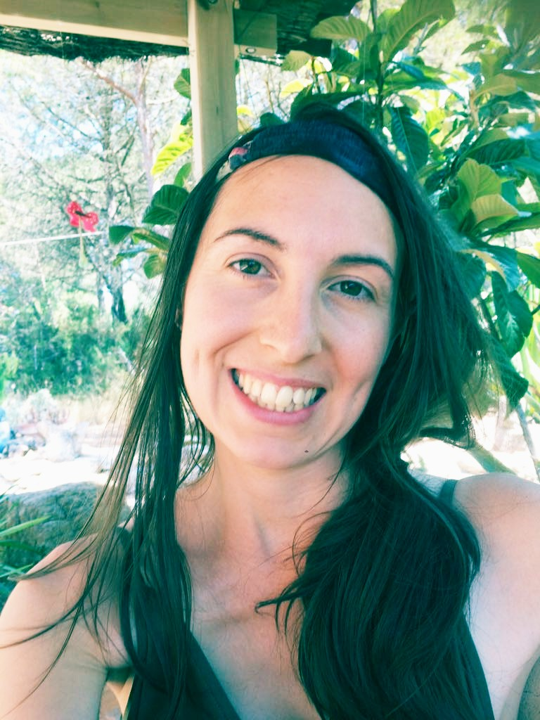 Michelle Kilgour , Certified AYurvedaConsultant - Based in Ibiza .