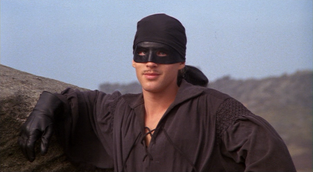 """Have you ever considered piracy? You'd make a wonderful Dread Pirate Roberts"""