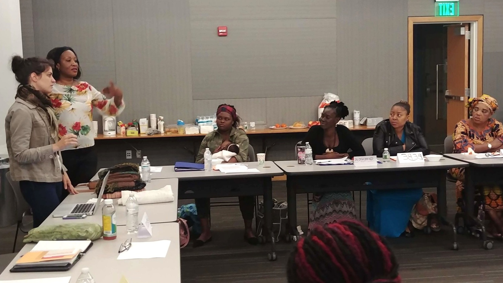 Past Classes - -DONA Doula Trainings-Breastfeeding Support: Skills for the Doula-Beyond the Basics Doula Workshops:-Business BasicsHospital Procedures-Induction for Doulas