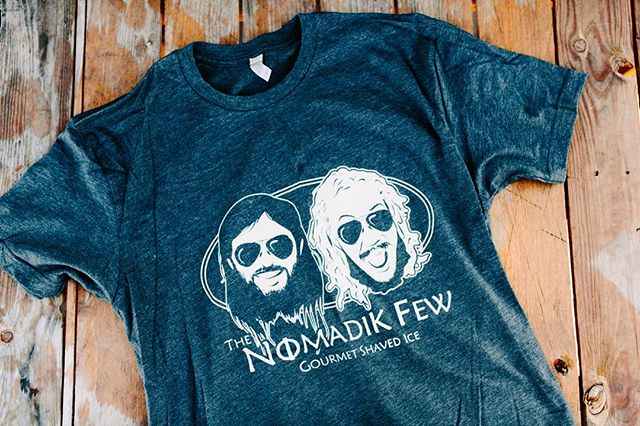 "Want to win a FREE T-shirt?! Go vote The Nomadik Few as Best in the Upstate 2019 and share this post!  1. Follow the link in our bio to vote. 2. Select ""food and drink"" 3. Find ""best frozen treat"" and type in ""The Nomadik Few"" 4. Make sure to select our Anderson Rd. Location  5. SPREAD THE WORD by sharing this post to you stories and tag us so we can see!  Voting ends tomorrow at Midnight so hurry hurry hurry!  Winner will be announced on Friday😎"