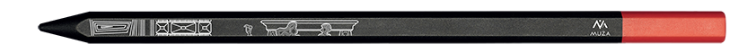 Perpetua® pencil exclusively for MUŻA.