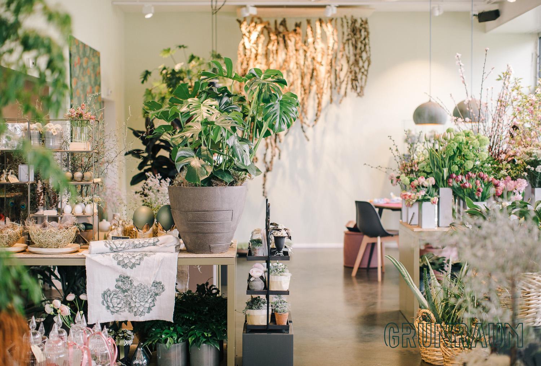 Florales Design erleben