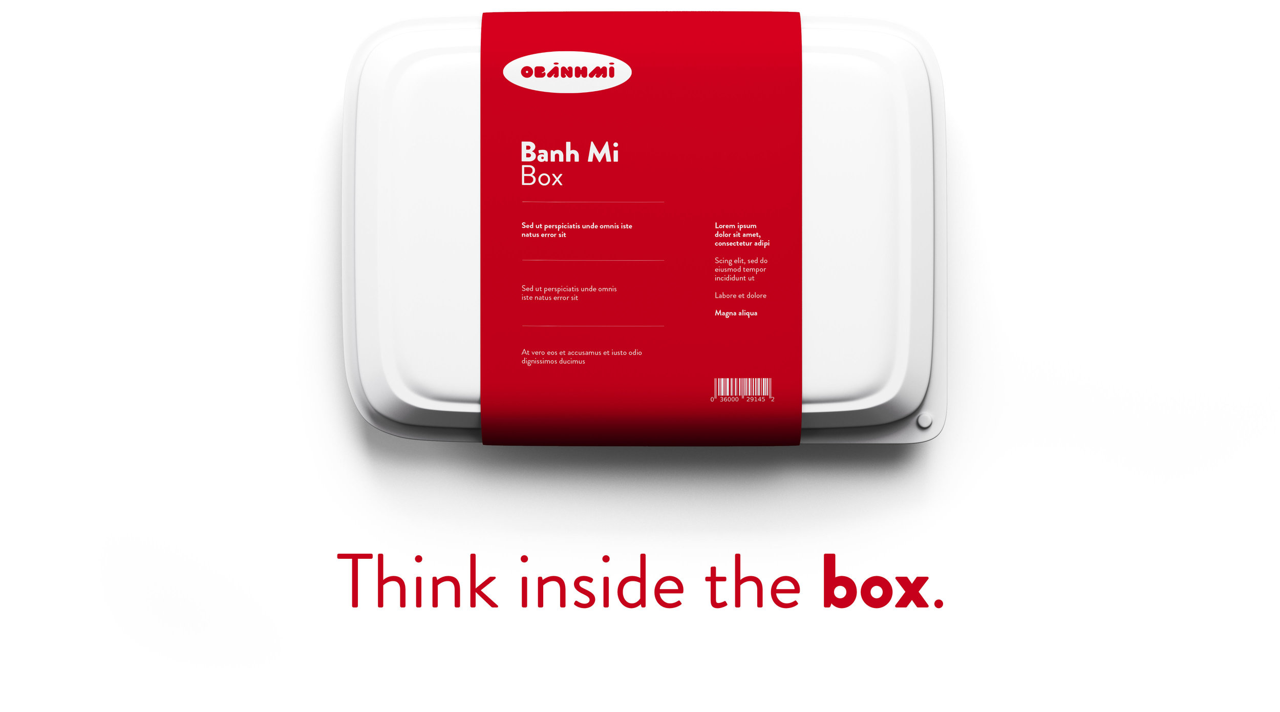 It's ok to think inside of the box.
