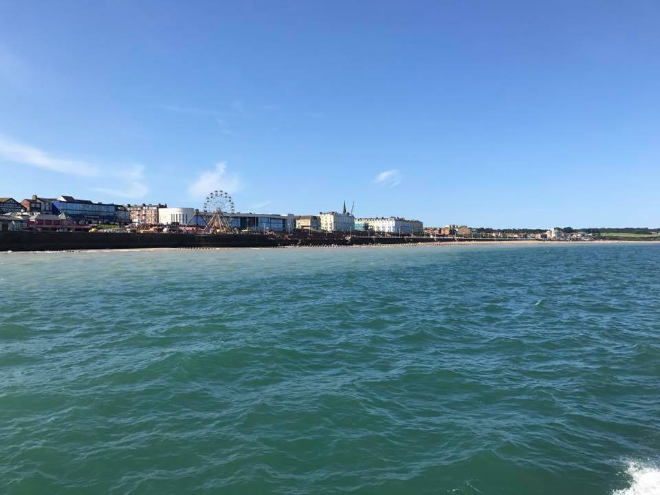30 Minute Seaside Special - Take in the sights as we sail along the length of Bridlington's seafronts. Perfect for a bit of sightseeing.