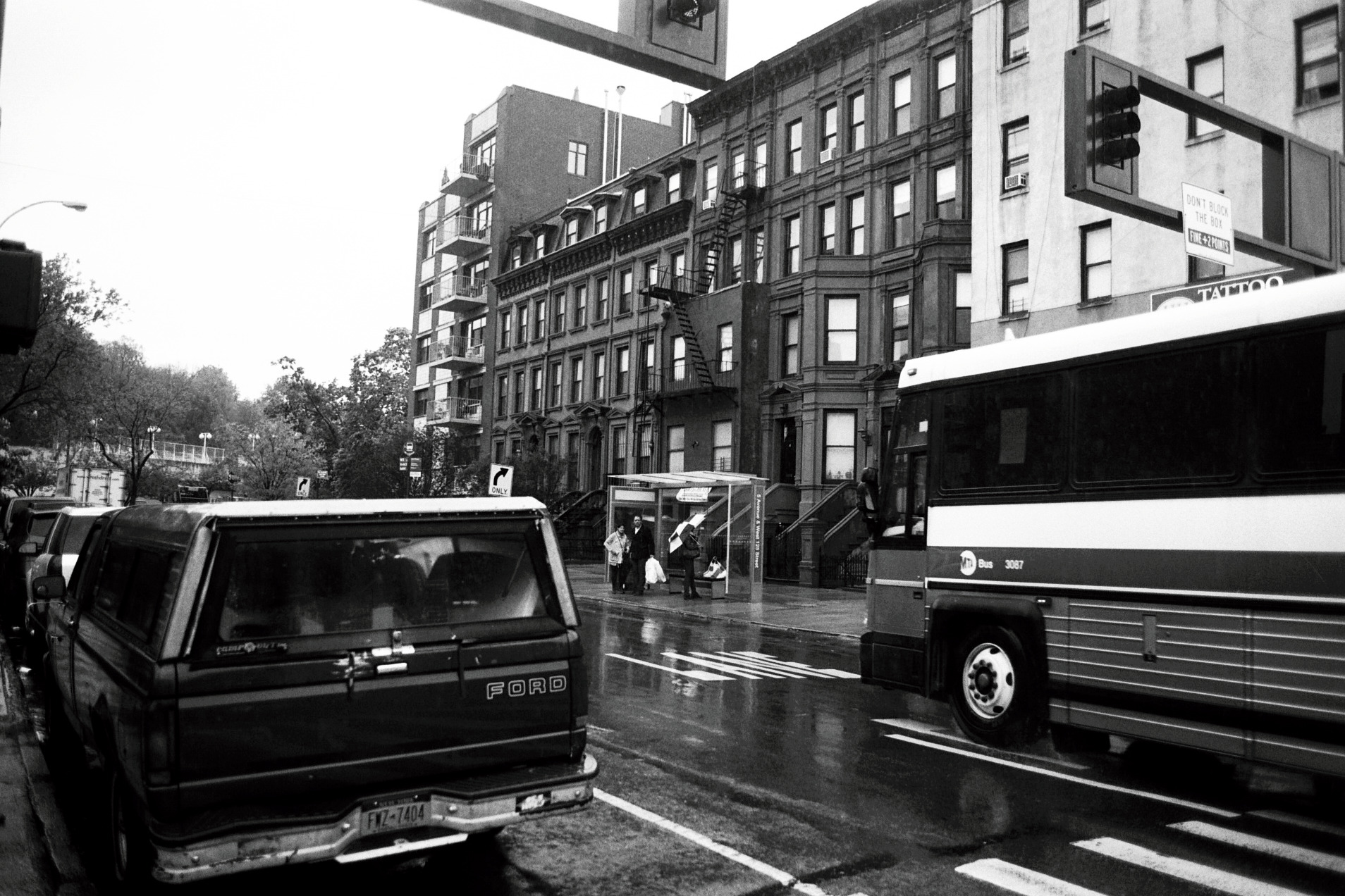 Avril 2012 - Un dimanche à Harlem