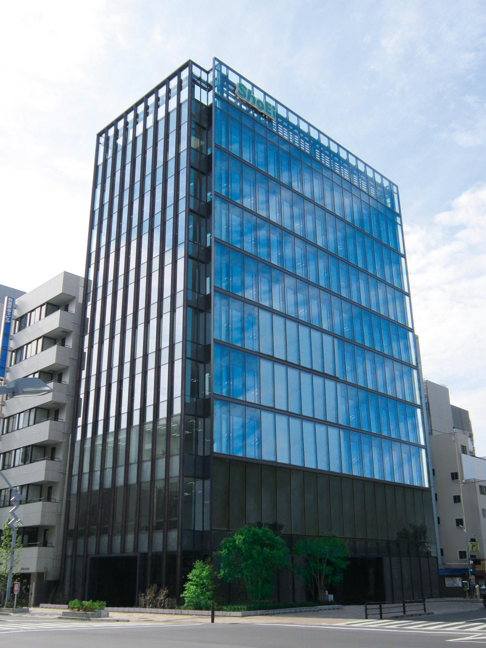ShoEi Foods Corporation headquarters, Tokyo, Japan