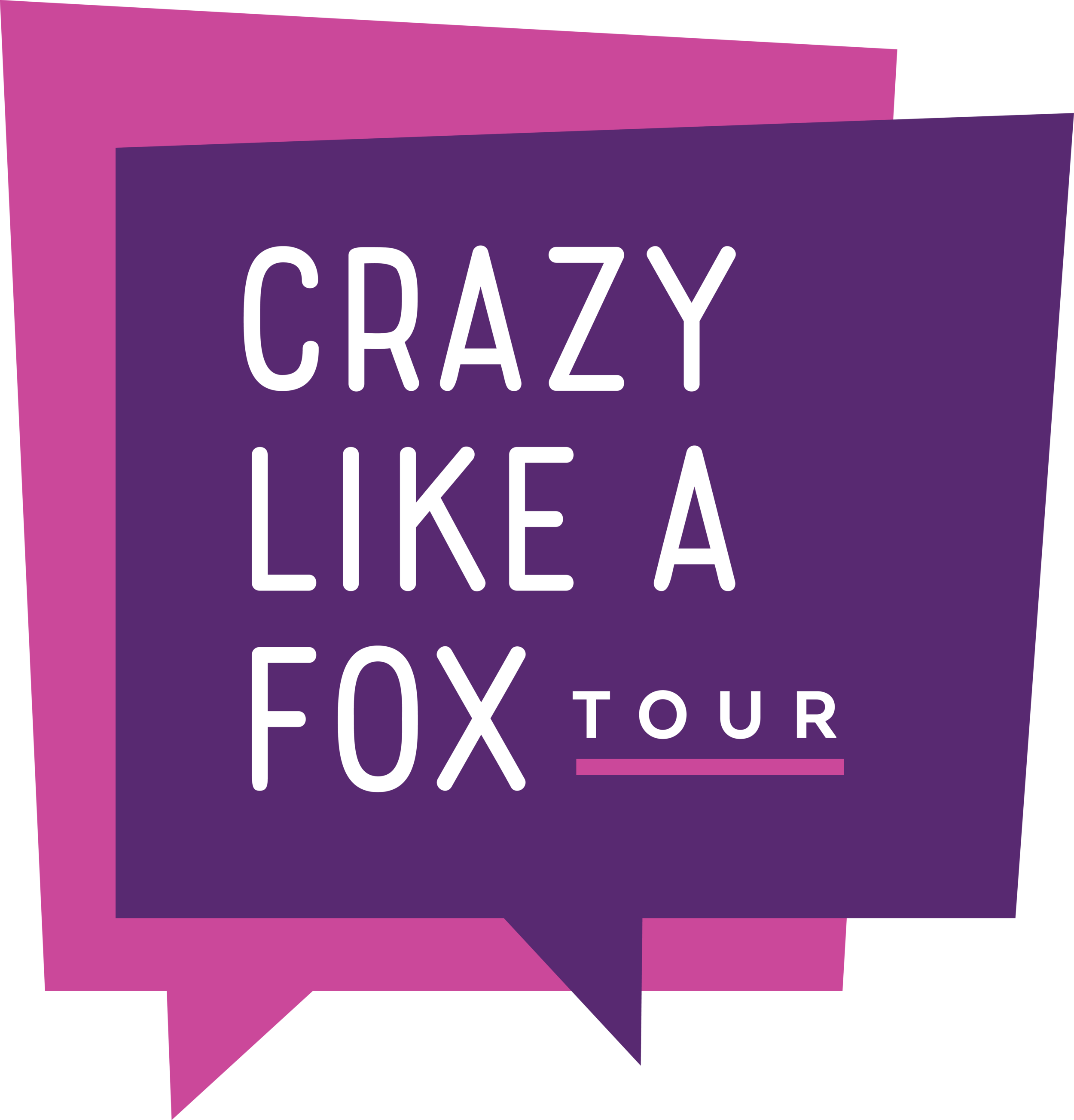 Crazy Like A Fox Tour
