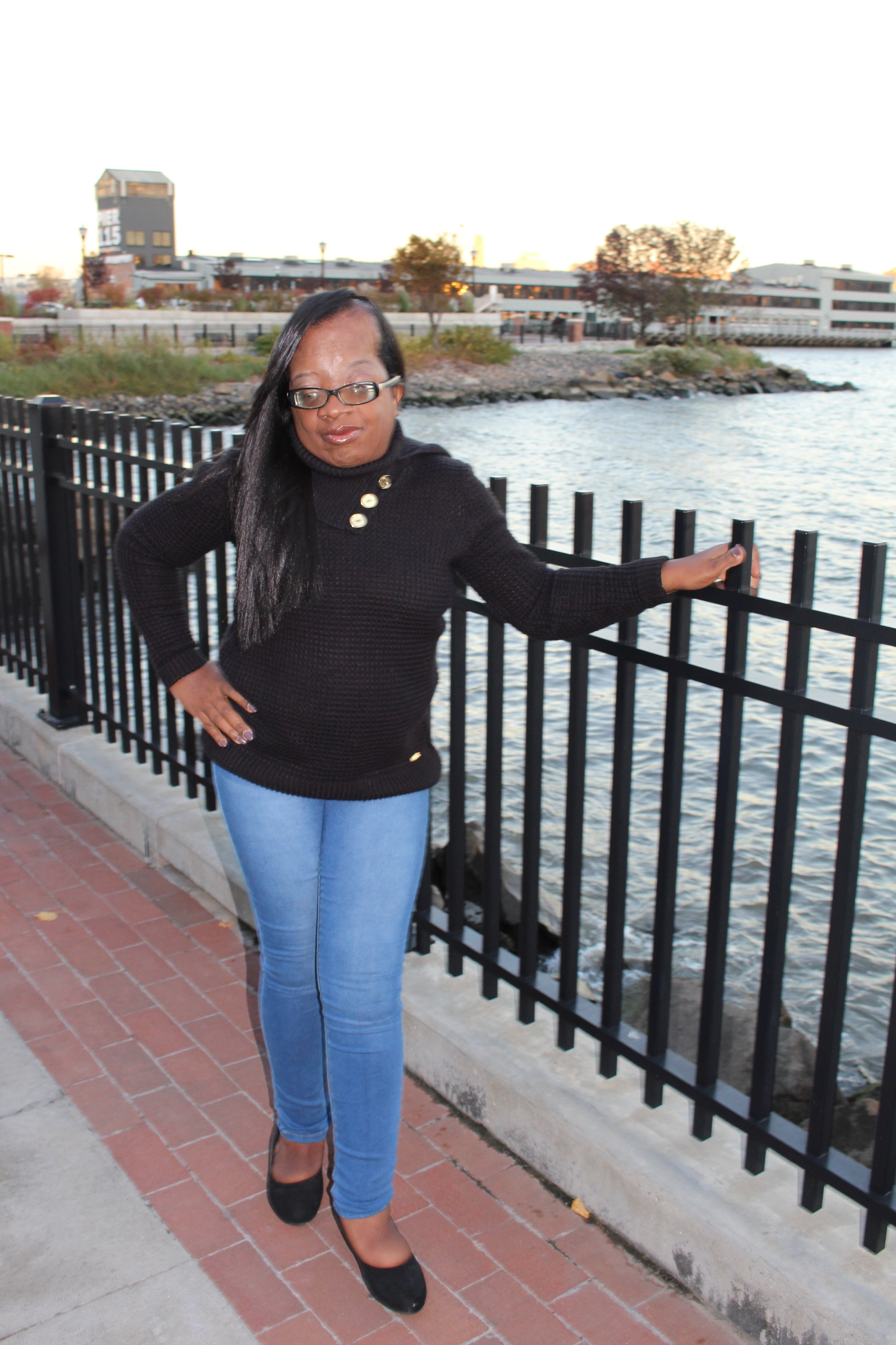 Latrea Wyche, Author, and Creator of Dreaming Beyond your Disability Radio Show