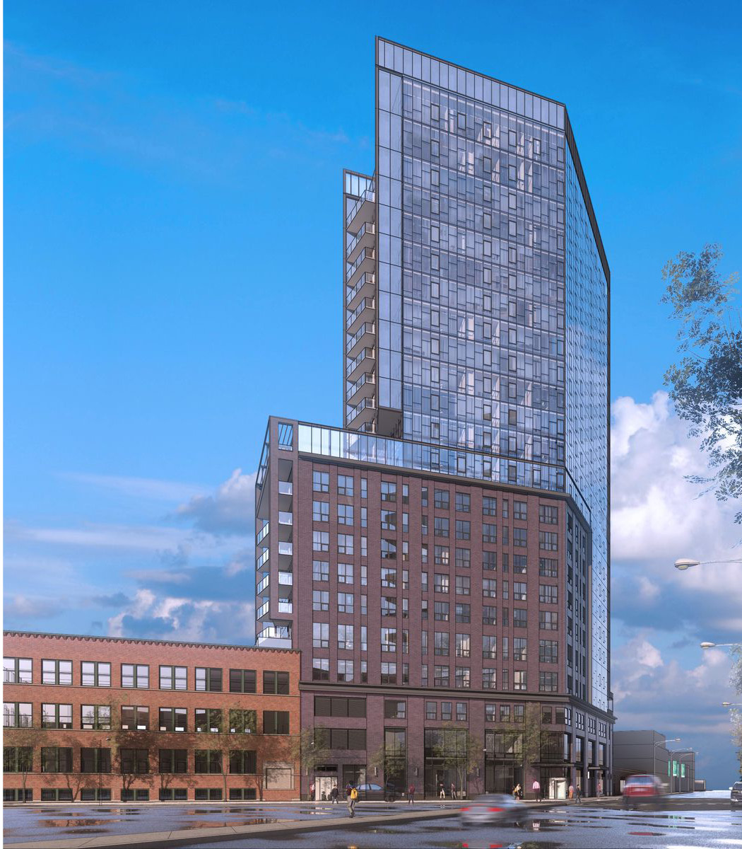 730 North Milwaukee<strong>River West | 186 Units </strong>
