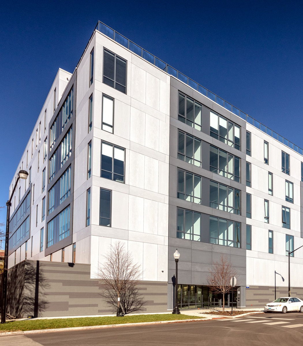 The X Chicago<strong>University Village | 132 Units</strong>