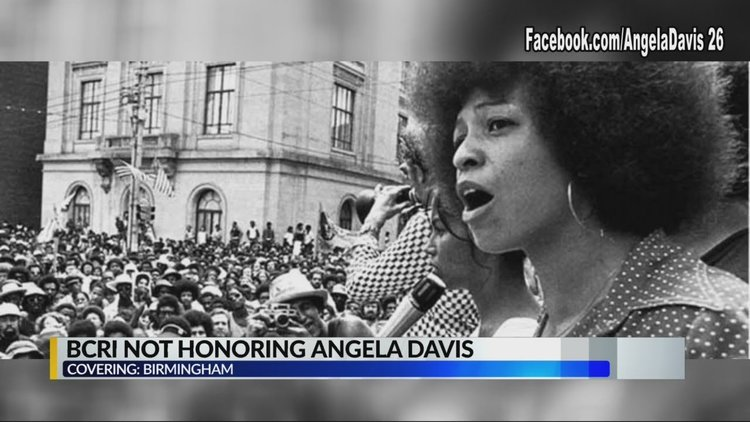 """January 8, 2019   by Devon Nola   Black civil-rights icon, Angela Davis, was selected by Birmingham Civil Rights Institute as the recipient of the prestigious Fred Shuttlesworth Human Rights Award at its annual gala in February 2019. BCRI's CEO, Andrea Taylor, said of Davis that she is """"one of the most globally recognized champions of human rights, giving voice to those who are powerless to speak,"""". Dr. Davis is an American political activist, an academic and author.  However, it seems not everyone was happy with BCRI's choice. Due to  pressure from some of the local Jewish community , BCRI swiftly buckled and rescinded the award. The Institute opted to cancel the annual event and refund tickets. This decision has created a national outrage and harsh criticism directed towards BCRI. That Birmingham Civil Rights Institute doesn't get to decide who has best served its own community as well as represent universal human rights is a travesty. To go as far as to say, """"on closer inspection"""" they conclude this legendary civil rights activist """"doesn't meet the criteria' is shameful.  To avoid repeating such embarrassing events such as this, maybe BCRI should get its humanist list from the ADL. Maybe all organizations should check with their local synagogue to obtain a list of permissible saxophonists who can play with The Blockheads on Christmas, which Black men and women can be honored for their work on civil and human rights, who can write lyrics for Pink Floyd and the list goes on. This seems the best way to relieve future tensions with one community determined to dictate to all others who they are permitted to celebrate.   To sign a petition in support of Gilad click    here     Lodge a formal complaint with Islington Council:    https://www.islington.gov.uk/contact-us/comments-and-complaints?status=inprogress     To support Gilad's legal fund:   https://donorbox.org/gilad-needs-additional-support   https://www.gilad.co.uk/writings/2019/1/8/capitulation?rq=capitulation"""