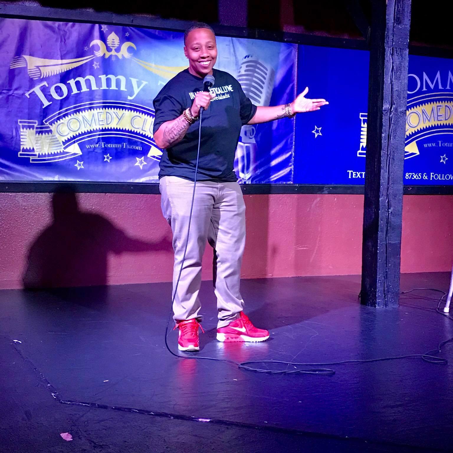 TommyT's Comedy Club Mo'Nique