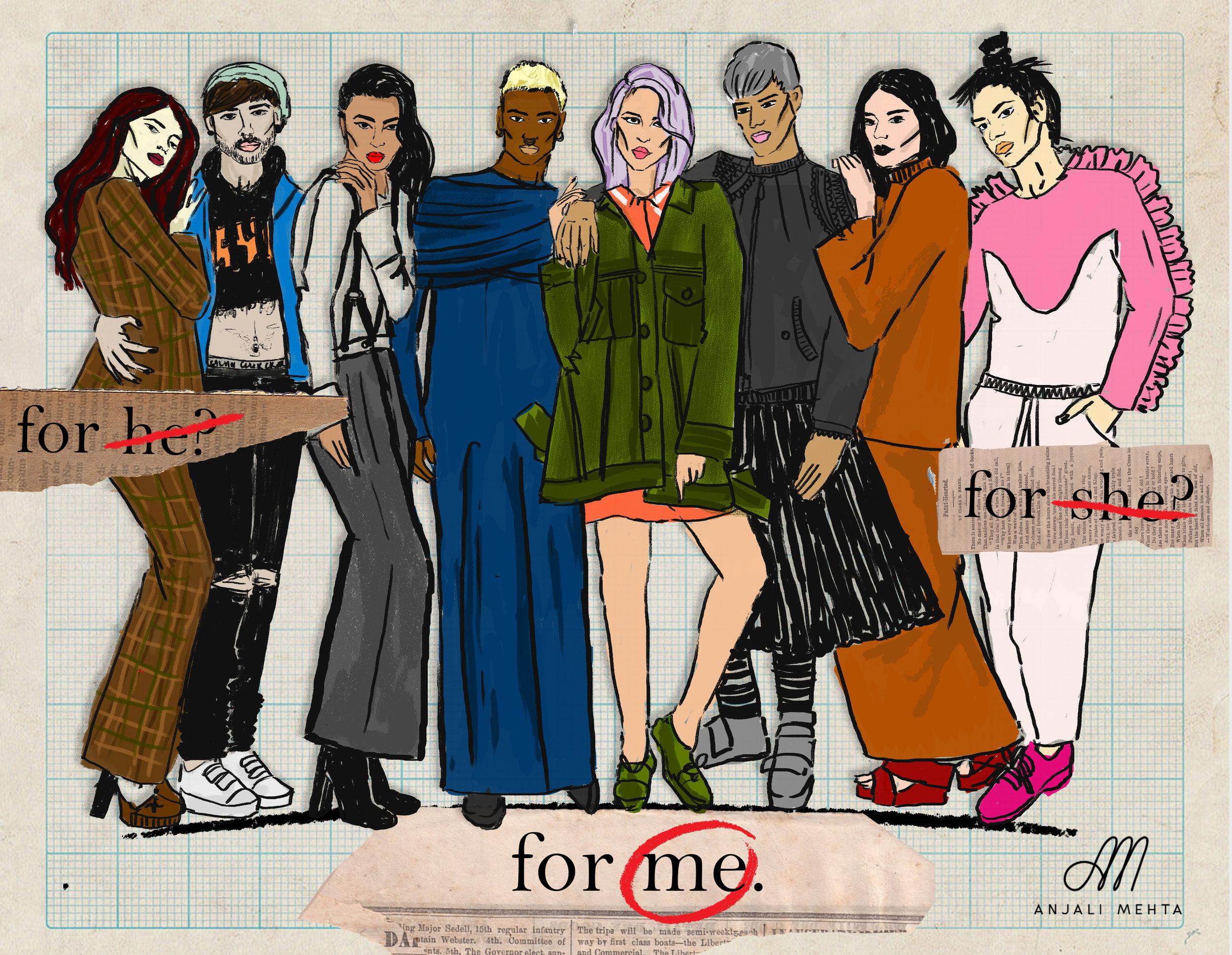 'Fashion is genderless' for Lakme India Fashion Week