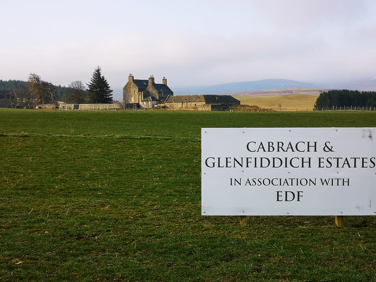 Deveron House (The Old Manse) - Upper Cabrach