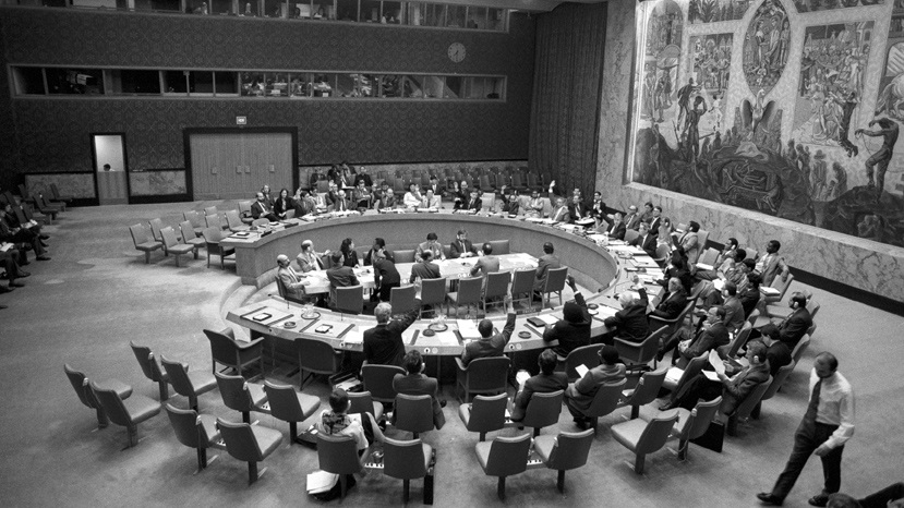 United Nations Security Council -