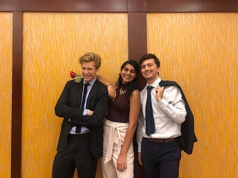 Ashley, Nick and Canyon traveled all the way to China to chair a committee in WEMUN Expo - one of the largest MUN conferences in Asia! Ask about their experience when you see them at ILMUNC! • • • Ashley Shah - Secretary General of ILMUNC Nicholas Schell - USG of Operations if ILMUNC Canyon Kornicker - Director General of UPMUNC