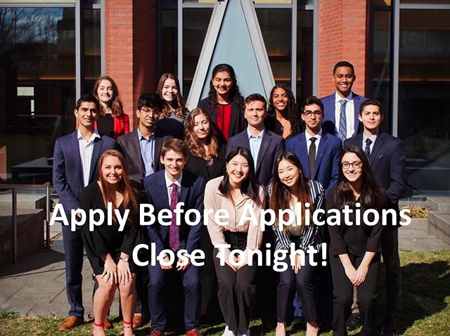 Reminder that Student Ambassador Applications close tonight at midnight! Submit your application to become a member of the ILMUMC family and work in close coordination with our members! Link in bio and can't wait to see you all at conference!