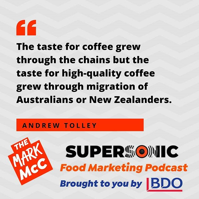 This week's guest is Andrew Tolley of the Tolley family & Taylor Street Baristas, the coffee company and coffee shops… and also formerly of Harris+Hoole. He's such a great guy and it was so good to hang out with him and learning about what they guys do & what they're planning for the future. ⠀ ⠀ We chat all things coffee, tea, business verticals, crowdfunding and recruitment.⠀ ⠀ Sponsored by the good folk at @bdo_uk⠀⠀⠀⠀⠀⠀⠀⠀⠀⠀⠀⠀⠀ ⠀⠀⠀⠀⠀⠀⠀⠀⠀⠀⠀⠀⠀ 🔊 Listen via 🔗 LINK IN BIO ⠀⠀⠀⠀⠀⠀⠀⠀⠀⠀⠀⠀⠀ . ⠀⠀⠀⠀⠀⠀⠀⠀⠀⠀⠀⠀⠀⠀⠀⠀ . ⠀⠀⠀⠀⠀⠀⠀⠀⠀⠀⠀⠀⠀⠀⠀⠀ . ⠀⠀⠀⠀⠀⠀⠀⠀⠀⠀⠀⠀⠀⠀⠀⠀ . ⠀⠀⠀⠀⠀⠀⠀⠀⠀⠀⠀⠀⠀⠀⠀⠀ . ⠀⠀⠀ #podcasting #podcasthost #businesspodcast #londonpodcast #businessgoals #coffeeshop #coffeebusiness  #londoncoffe #employeeengagement #crowdfunding #londonmarketing #marketingsupport #marketingagency #podcastnetwork #simplecast  #applepodcast #businessnews