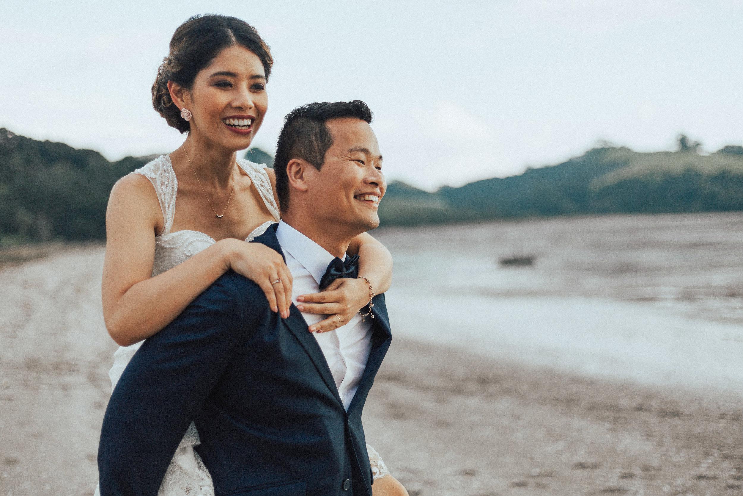 Wedding On Waiheke -