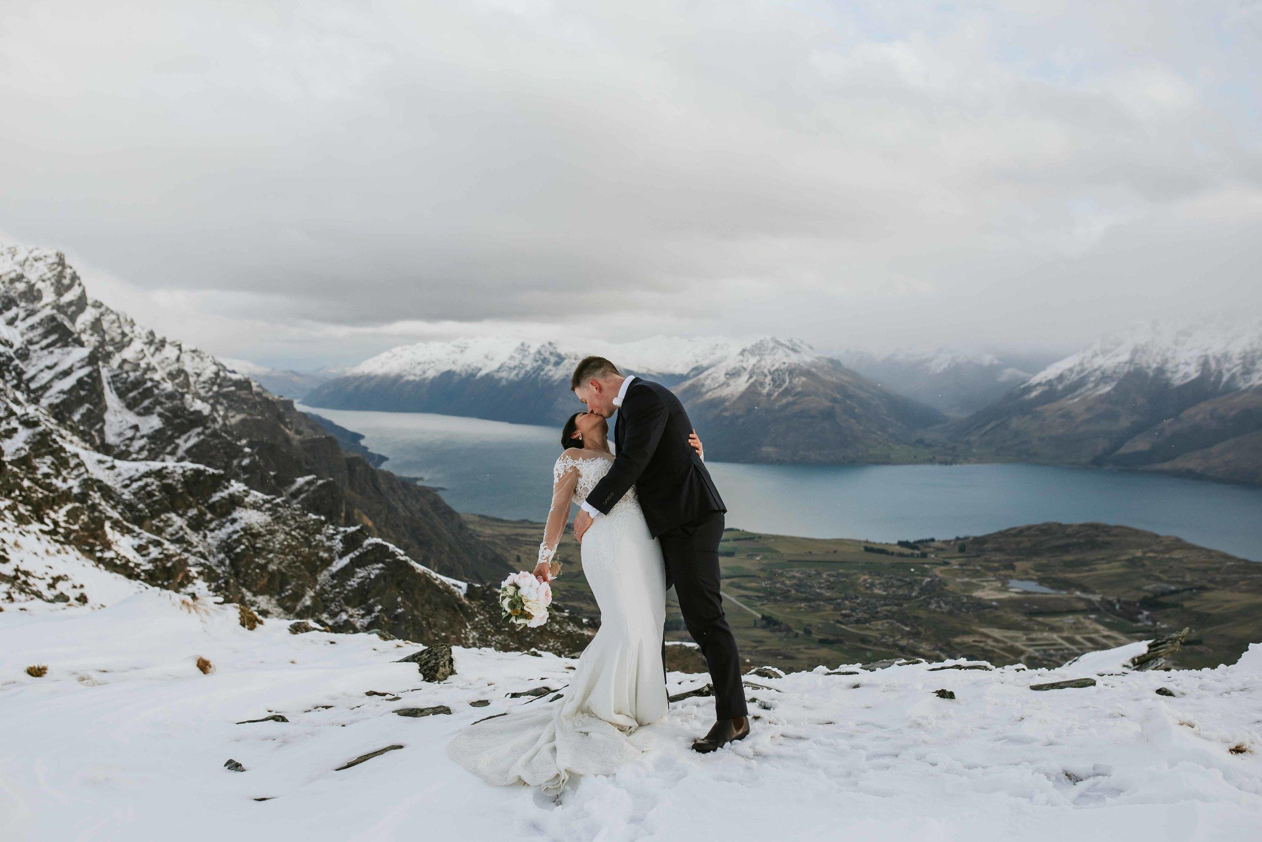 The Wildest Queenstown Wedding Film -