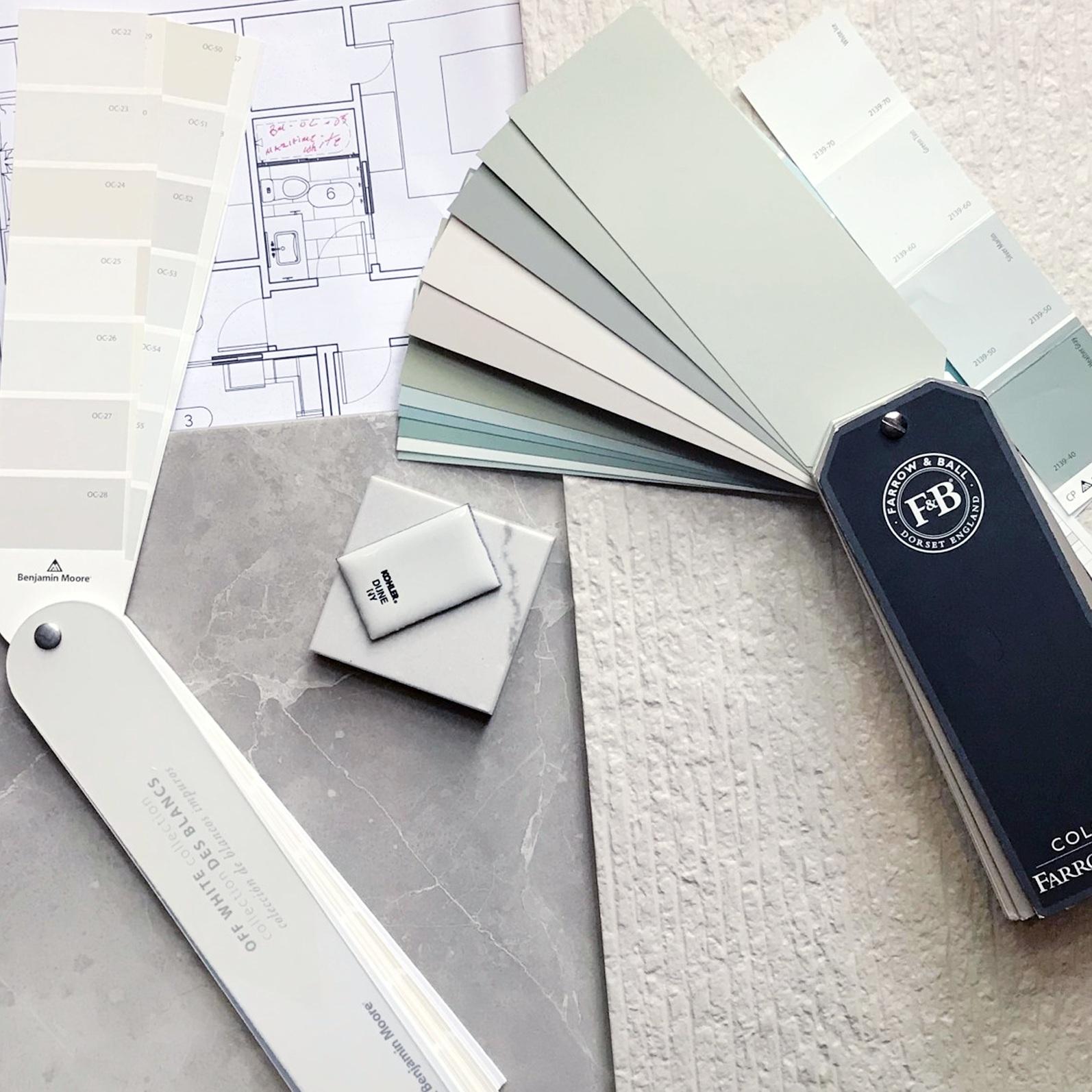 Jeffrey Ramirez Designs color consultation