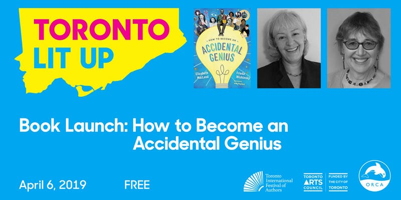 Toronto Lit Up - Book Launch How to Become an Accidental Genius.jpeg