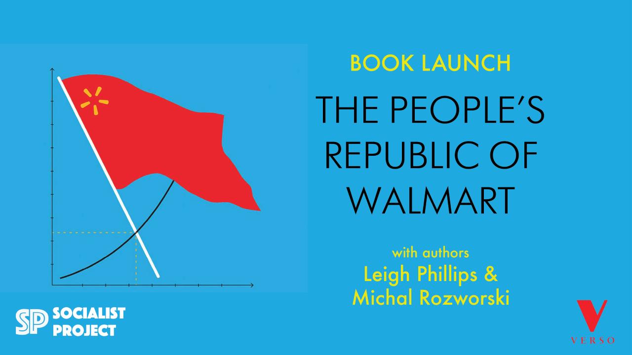 People's Republic of Walmart Book