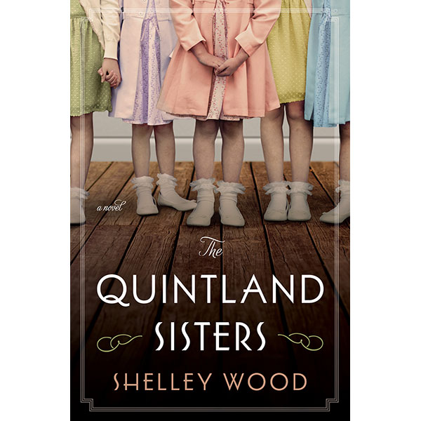 Shelley Wood The Quintland Sisters