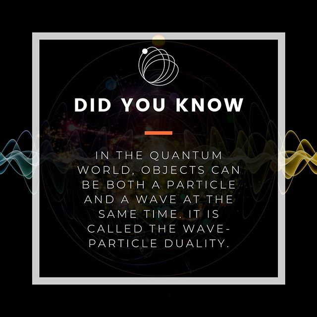 A tiny particle can exist simultaneously at two places unless measured directly.  I know, it's mind-boggling no matter how many times you read it. But it's dope, isn't it? 😎  Welcome to the quantum world! 🤯  #didyouknow #didyouknowfacts #science #quantumphysics #feedyourcuriosity  #themercuryblog  Follow @themercuryblog for more cool and inspiring science! 🔥  Support us on Patreon.com/themercuryblog