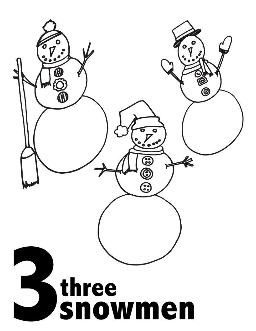 Christmas Preschool Kindergarten Numbers 10 Free Printable Coloring Pages Stevie Doodles Free Printable Coloring Pages