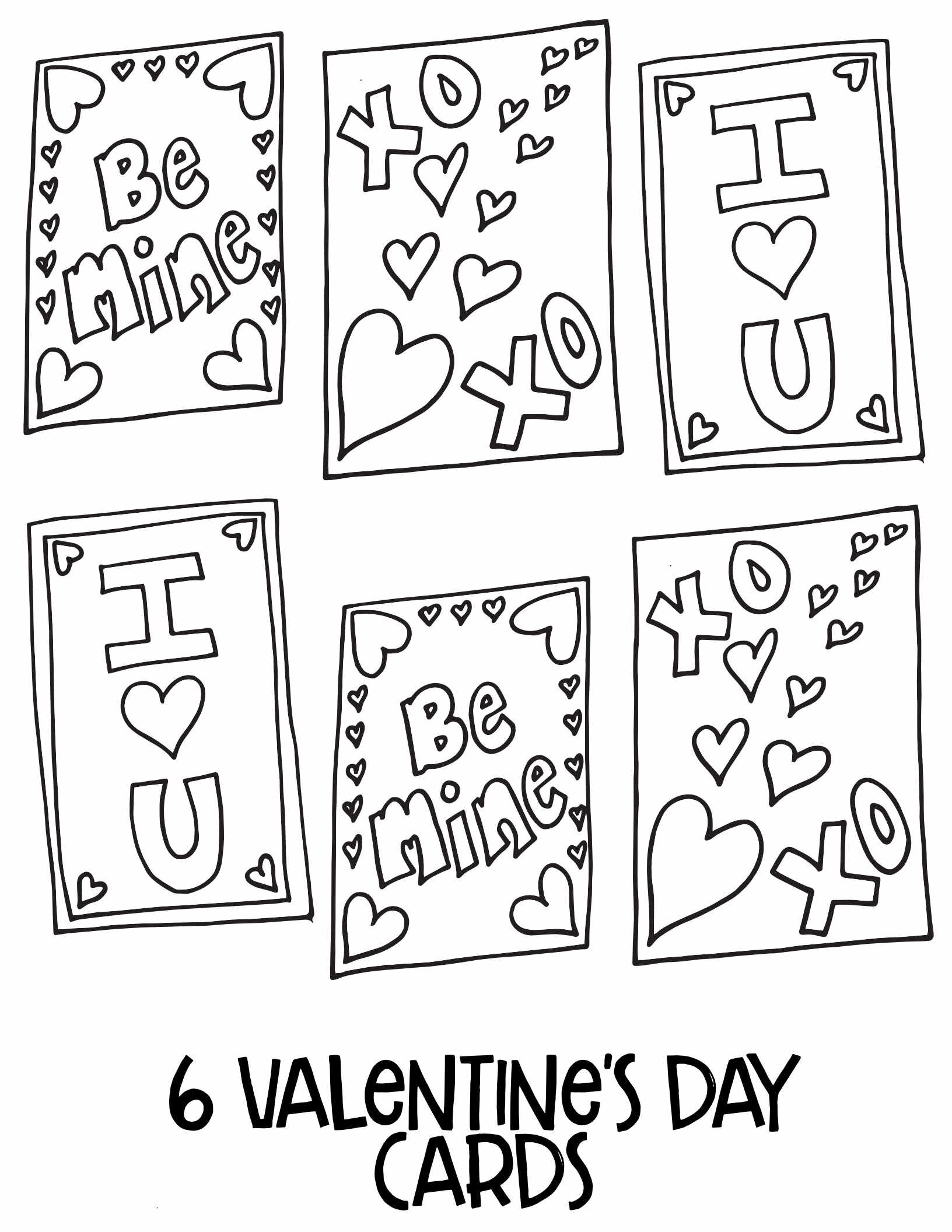 Free Valentine S Day Coloring Pages Numbers 1 10 Stevie Doodles Free Printable Coloring Pages