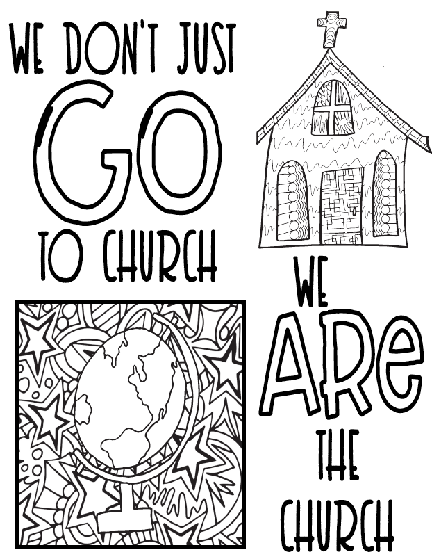 - Rooted Colossians 2:6-7 - Free Coloring Pages — Stevie Doodles