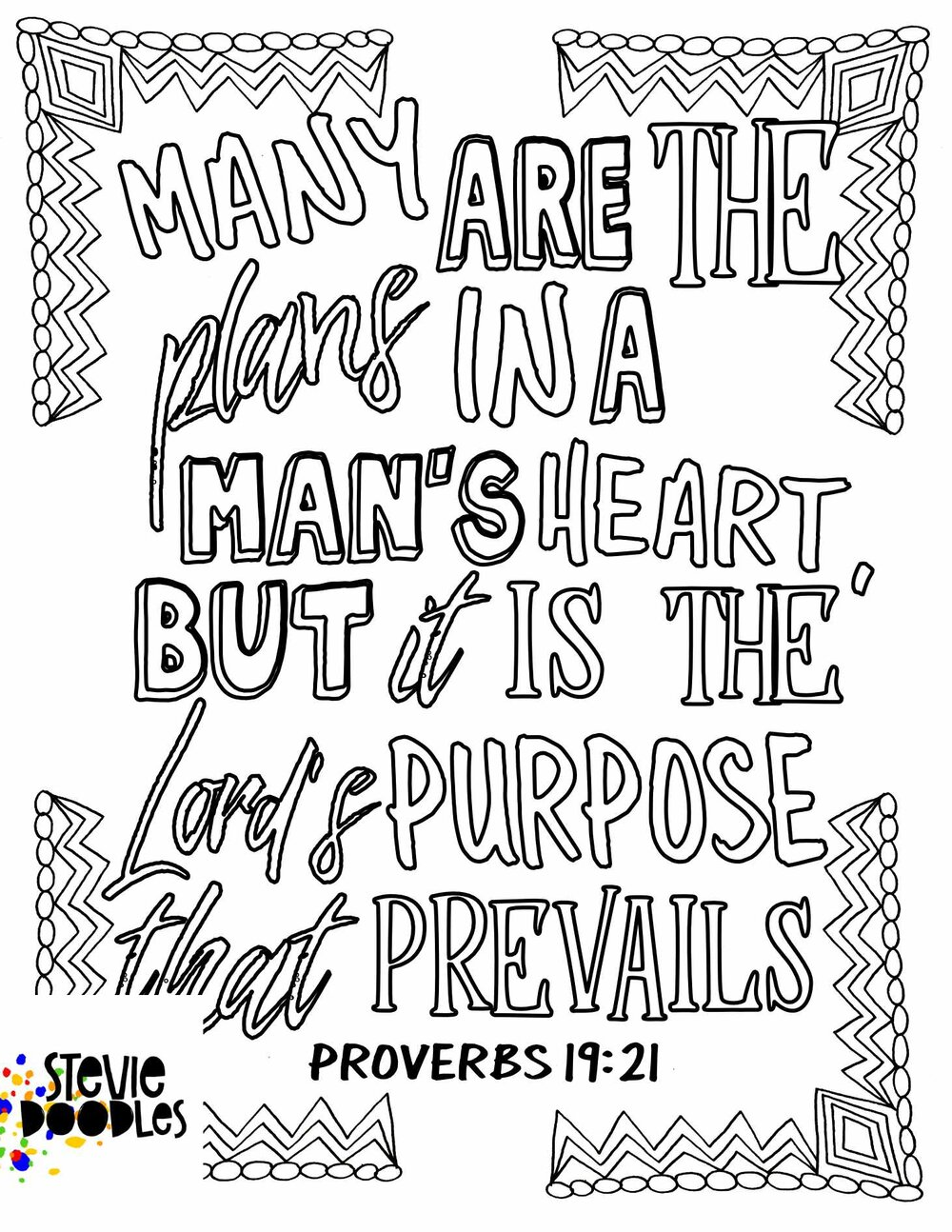 experiencing god — 18+ Free Printable Coloring Pages — Stevie ...
