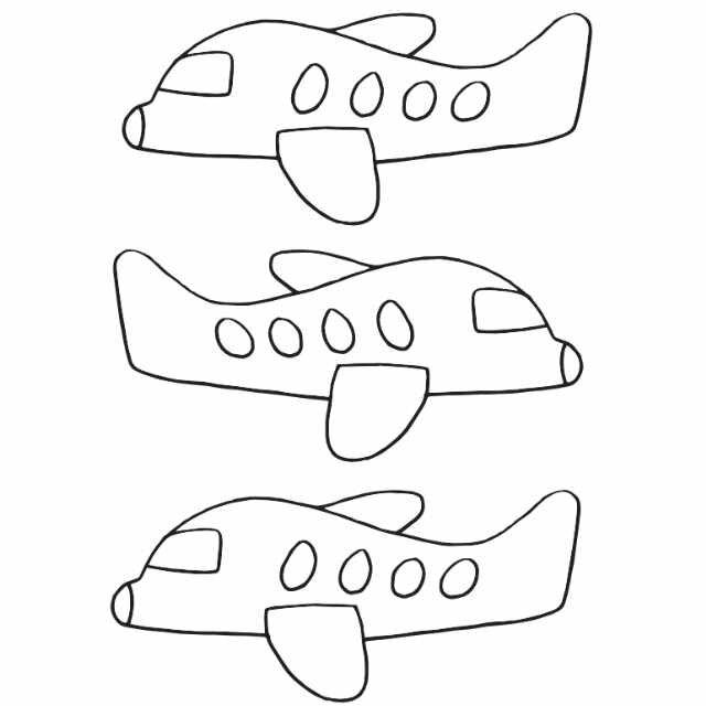 3 Passenger Planes