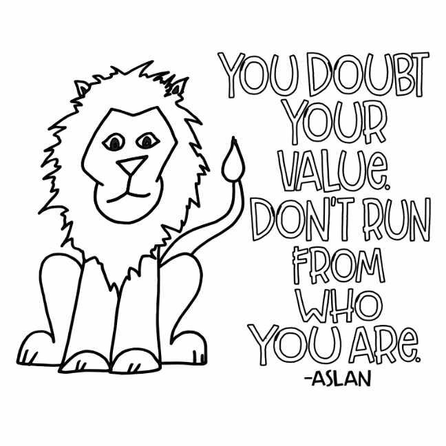 aslan doubt your value square.jpg