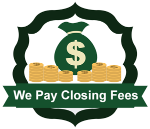 We Pay All Your Closing Costs
