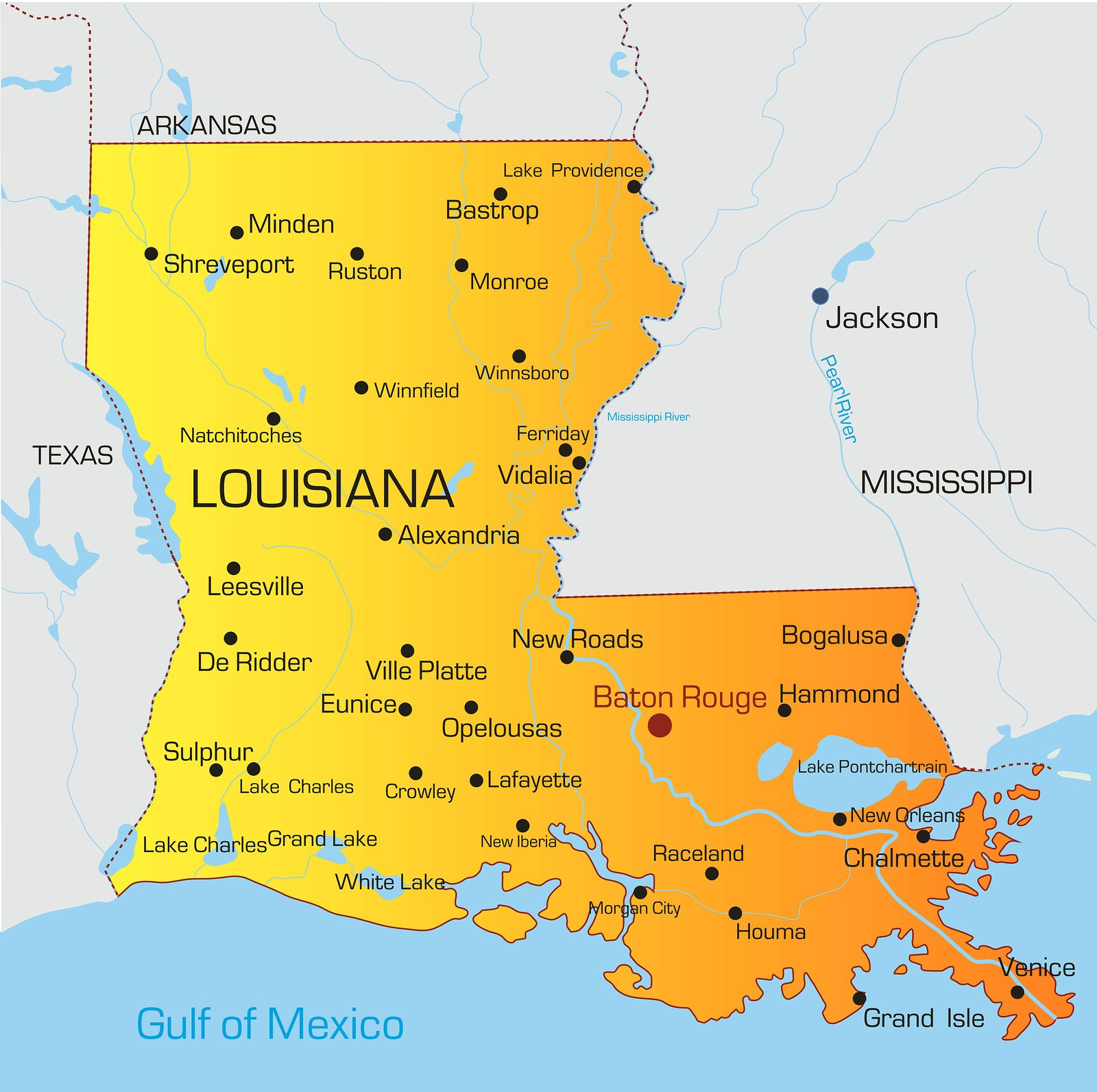 Sell Property with Back Taxes in Louisiana