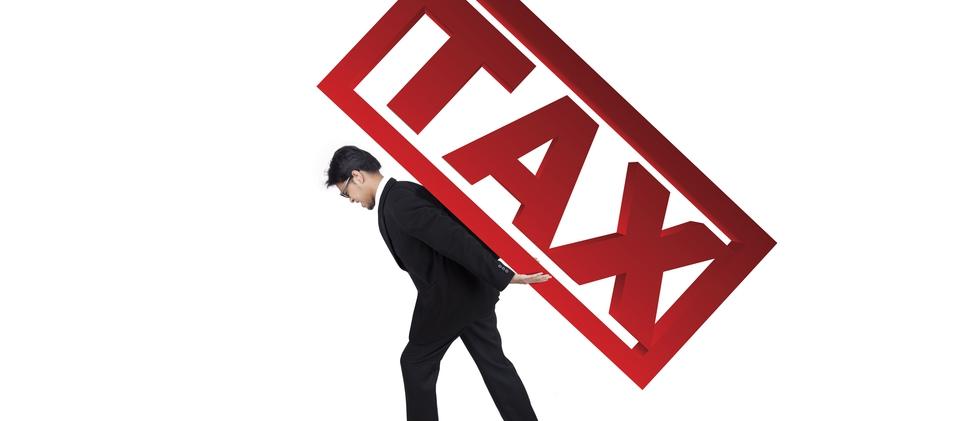 Owe Back Taxes on Property