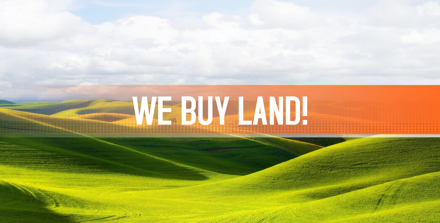 We Buy Land for Cash
