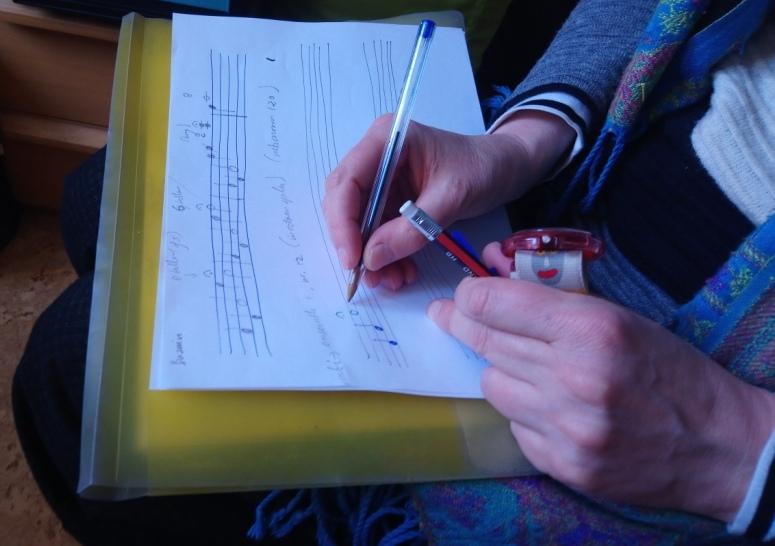 Jessica Polak componeert de intermezzi