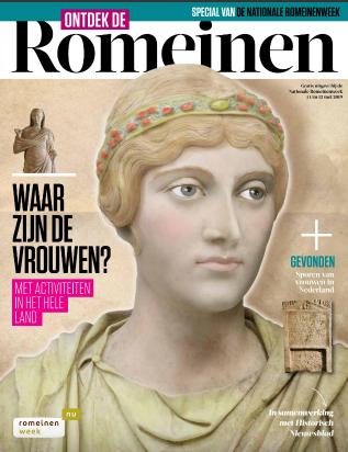 tijdschrift Romeinenweek 2019